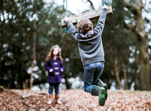 Proteja as crianças das infeções de inverno