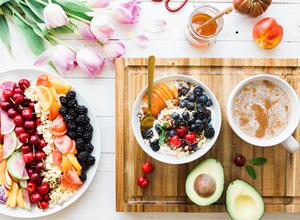 Estratégia de Alimentação Saudável