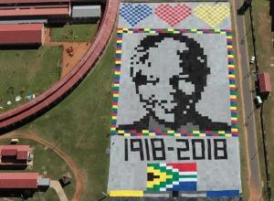 A vida de Nelson Mandela em datas
